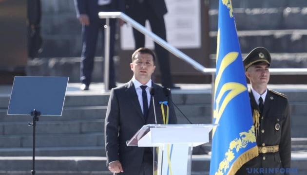 Зеленський вірить, що незабаром в Україні настане мир