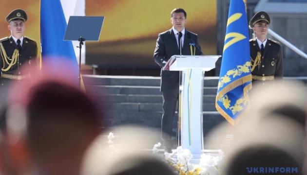 Зеленський: Не зовсім правильно казати, що Україні — 28