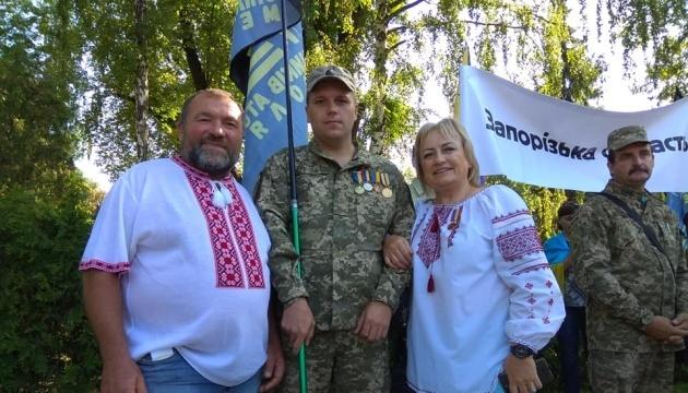 На Марш захисників зареєструвалися близько 10 тисяч учасників
