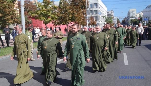 На Марш защитников зарегистрировались около 10 тысяч участников