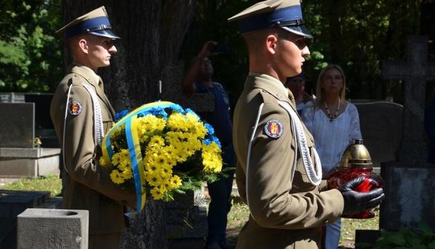У Польщі вшанували пам'ять воїнів УНР у День Незалежності України
