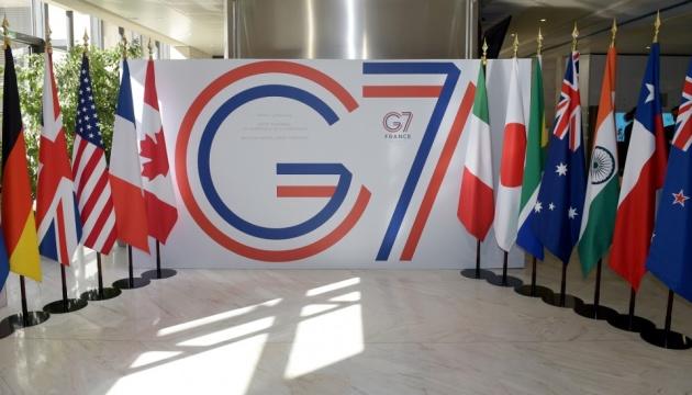 Líderes del G7 coinciden en que es demasiado pronto para la vuelta de Rusia