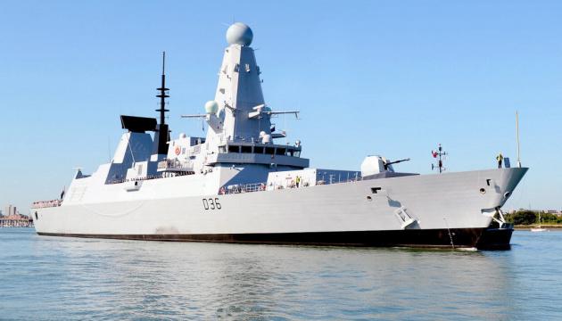 Британія направила есмінець у Перську затоку для охорони цивільних суден