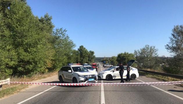 Поліція взялась за обвал мосту у Харкові