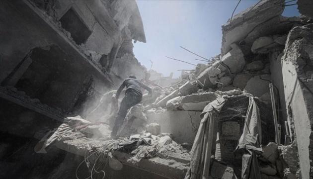 В Сирии из-за атаки войск Асада и российских союзников погибли девять человек