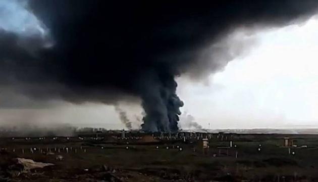 Взрыв под Архангельском: в РФ рассказали о составе радиоактивного облака