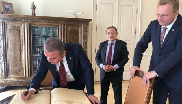 Lviv and Antalya to become sister cities