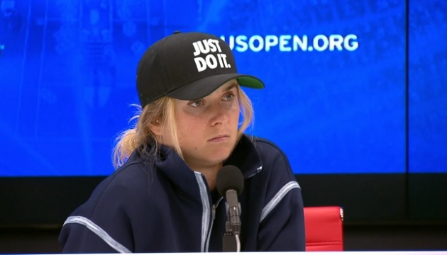 Свитолина: Матч против Уильямс - отличная возможность сыграть с легендой тенниса