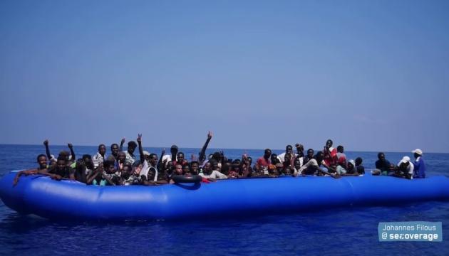 Сальвини снова не позволил принимать судно с мигрантами