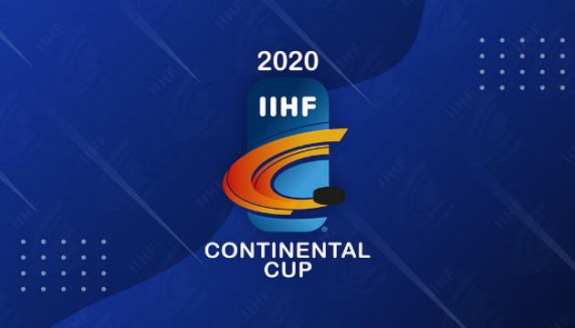 Став відомий розклад матчів 2 раунду Континентального кубка IIHF у Броварах