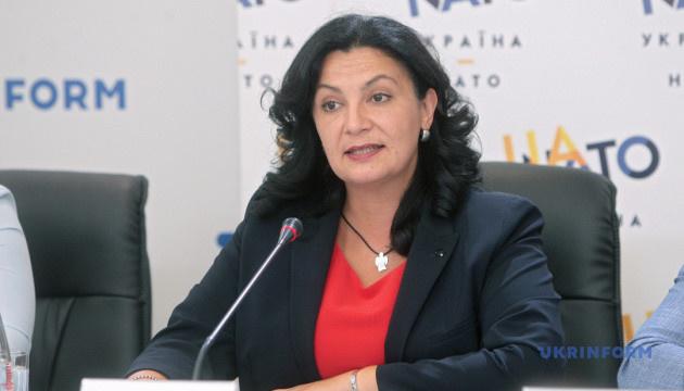 У Раді не працюють над законом про особливий статус Донбасу — Климпуш-Цинцадзе