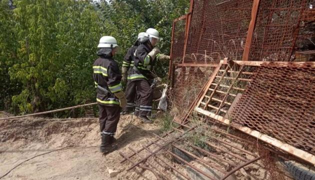 Утвердили график восстановительных работ на мосту в Станице Луганской