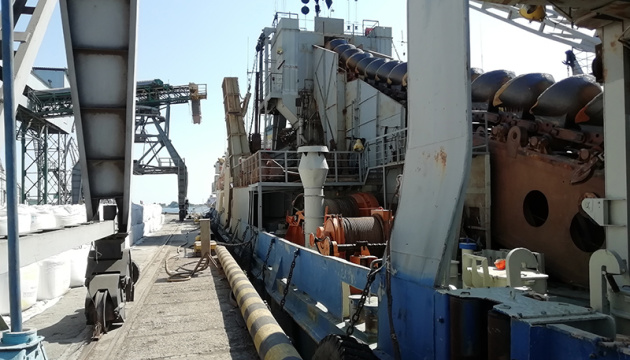 АМПУ завершила роботи з днопоглиблення вже у чотирьох українських портах
