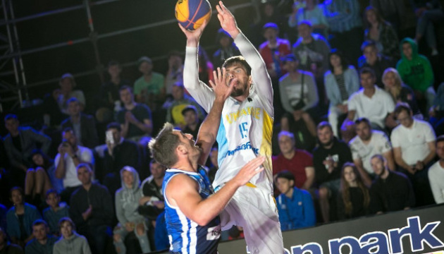 Став відомий склад чоловічої збірної України на ЧЄ-2019 з баскетболу 3х3