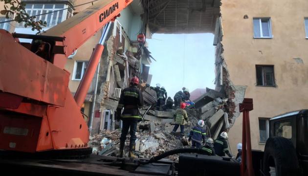 Рятувальники вважають малоймовірним, що у Дрогобичі вибухнув газ