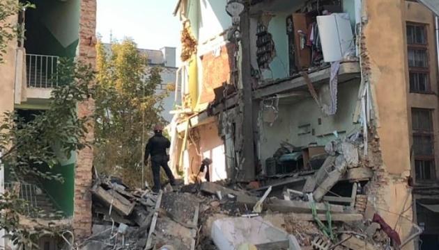 Вибух газу може бути не єдиною причиною обвалу будинку у Дрогобичі