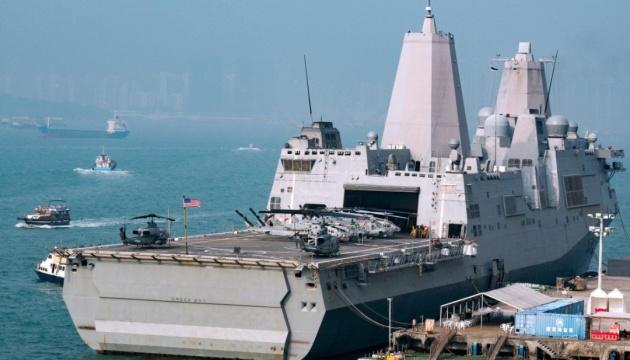 Китай вдруге за місяць не впустив військовий корабель США у свій порт