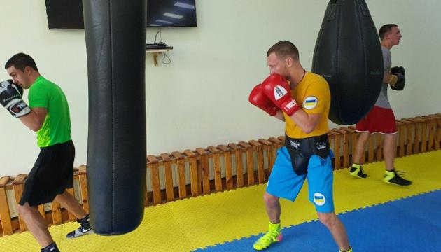 Збірна України з боксу в Кончі-Заспі готується до Олімпійських ліцензійних стартів