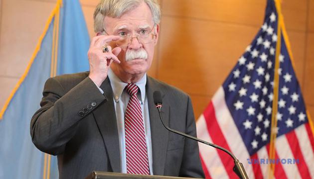 В Белом доме опровергли заявление Болтона о просьбе Трампа к лидеру Китая