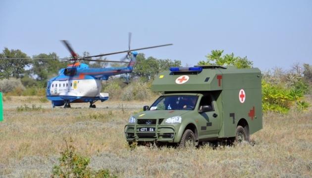 ВМС України проводять масштабні збори з командирами бригад та полків