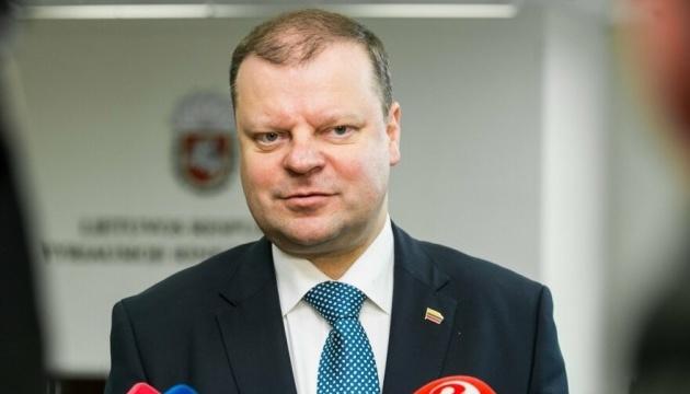 Прем'єр Литви страждає на онкозахворювання