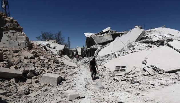 От авиаударов войск Асада и России в Идлибе погибли гражданские - СМИ