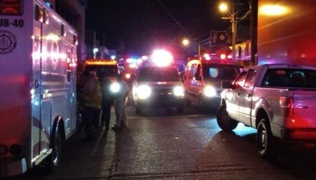 В Мексиці банда влаштувала криваву бійню в барі