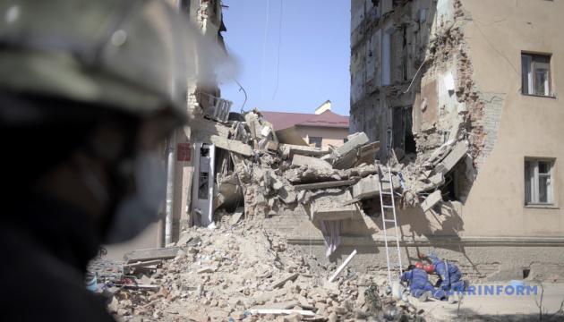 Обвал будинку в Дрогобичі: Кабмін виділив кошти постраждалим