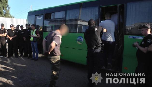 На Харківщині затримали нападників на журналістів