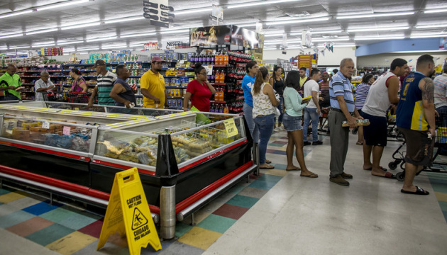 Во Флориде объявили чрезвычайную ситуацию из-за урагана Дориан