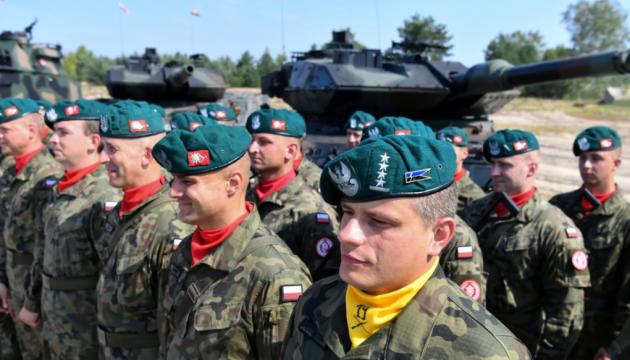 На востоке Польши создали новую дивизию из-за угрозы от РФ