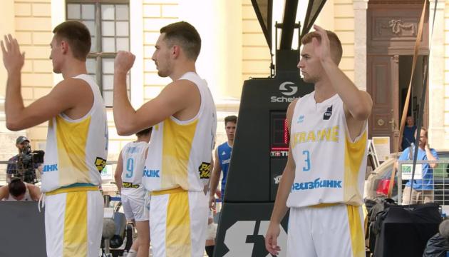 Збірні України U-23 з баскетболу 3х3 з перемоги стартували на 5 етапі Ліги націй