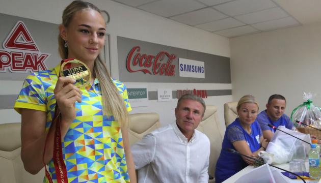 Дар'я Білодід: Моя найбільша мрія - олімпійська
