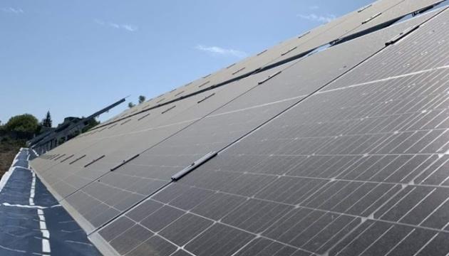 На Дніпропетровщині відкрили унікальну сонячну електростанцію