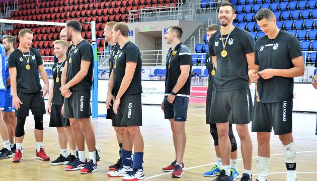 Волейбол: став відомий склад чоловічої збірної України на турнір у Скоп'є