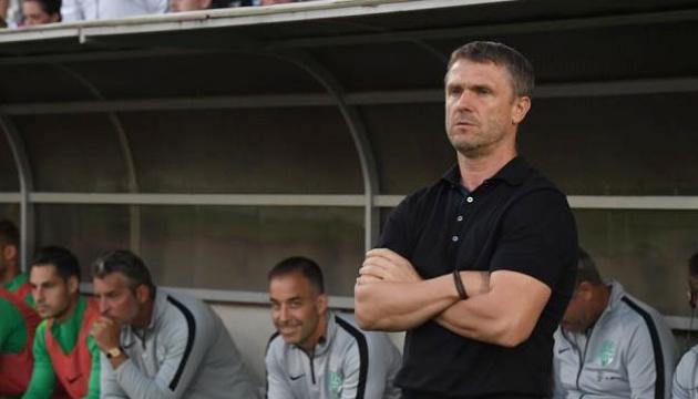 Команда Реброва вперше за 15 років пробилася в груповий етап Ліги Європи УЄФА