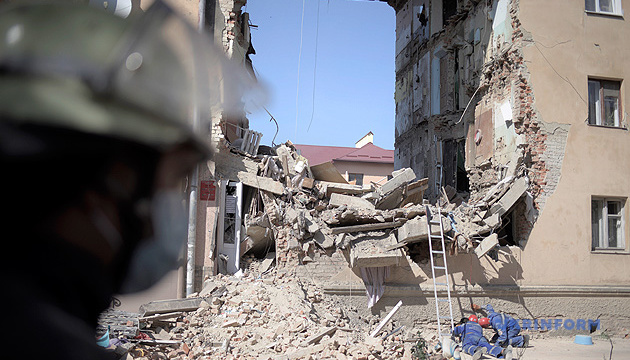 Обвал будинку в Дрогобичі: експерти назвали можливу причину