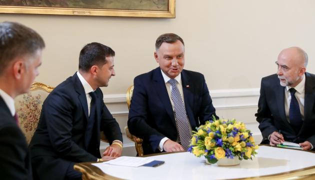 Польща є другим найбільшим торговельним партнером України у ЄС — Зеленський
