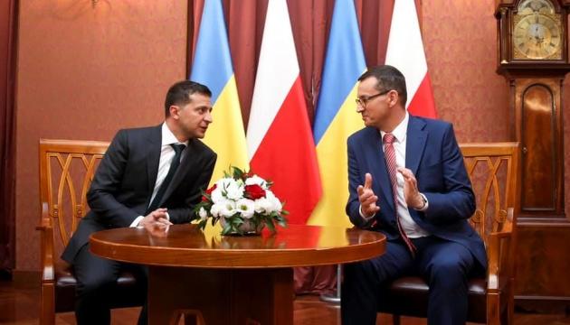 630 360 1567272977 776 - Зеленський запросив Польщу долучитися до відновлення інфраструктури Донбасу