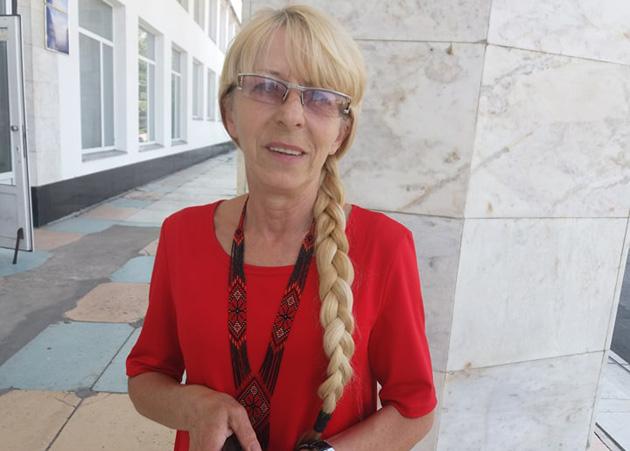 Тетяна Ярославська