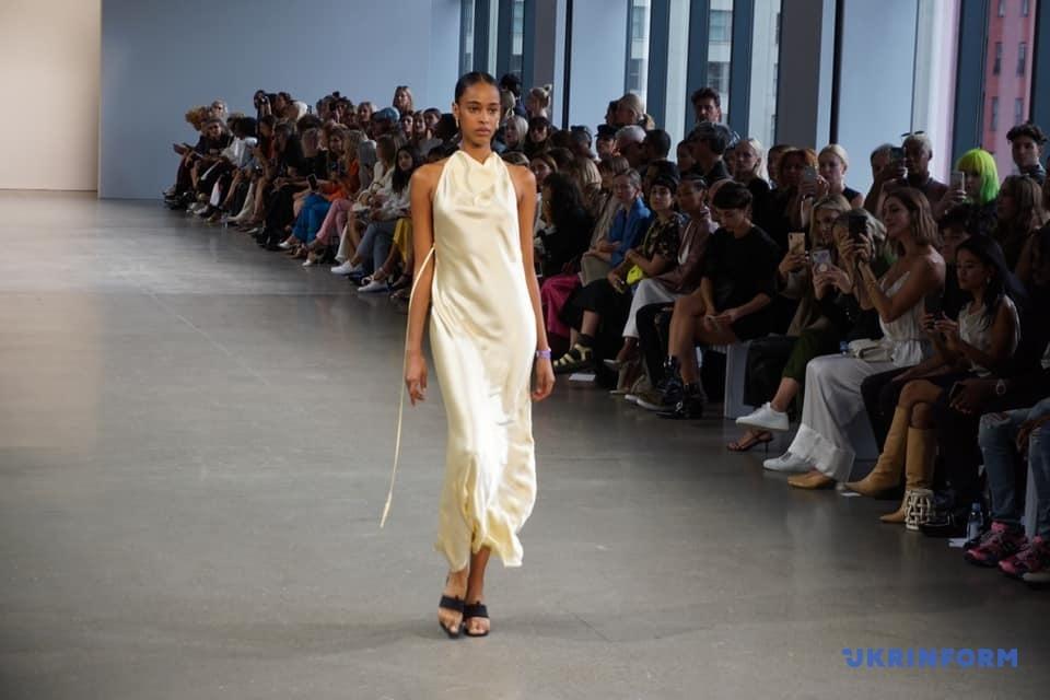 Нова колекція української дизайнерки викликала фурор у Нью-Йорку (фото+відео)