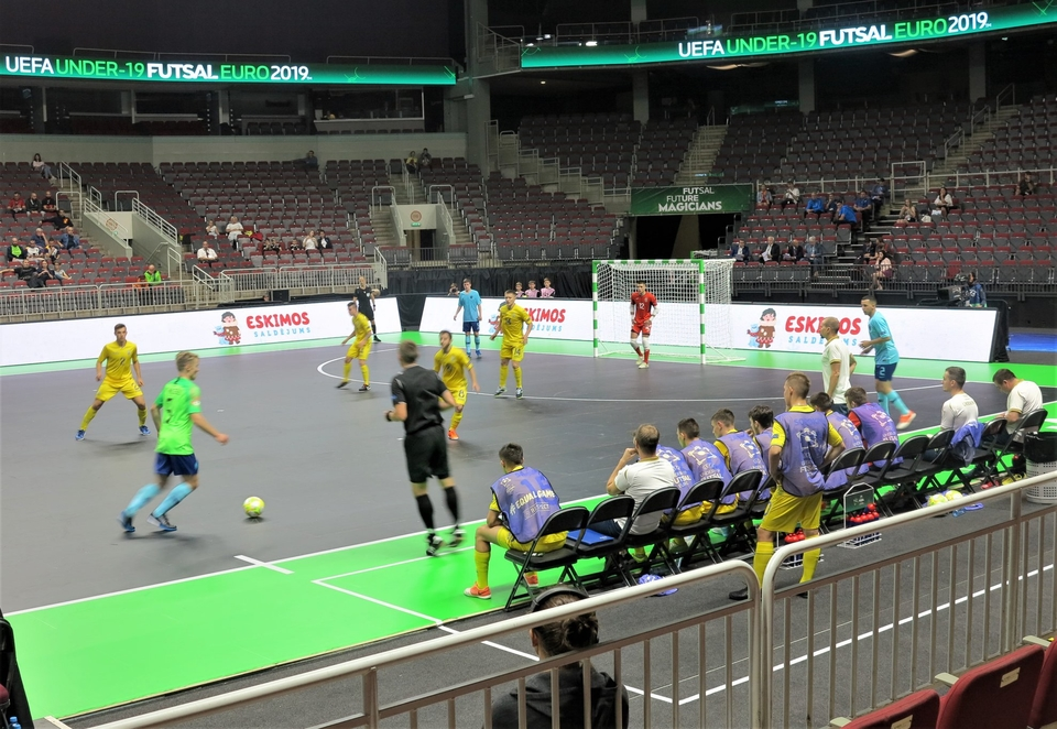 Avropa çempionatının finalında İspaniya və Xorvatiya futzalçıları üz-üzə gələcək