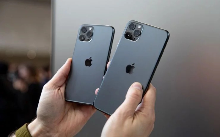 iPhone 11 Pro та iPhone 11 Pro Max