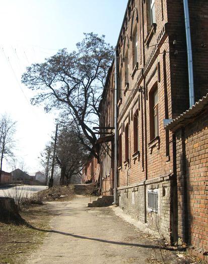 будинок Сумцових на Малій Гончарівській вулиці не зберігся