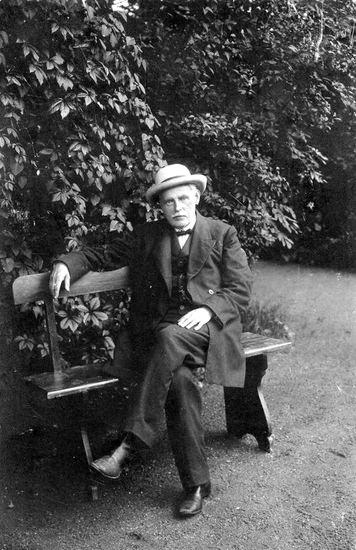 Микола Сунцов, Бад Кіссінген, Німеччина, 1913 р.