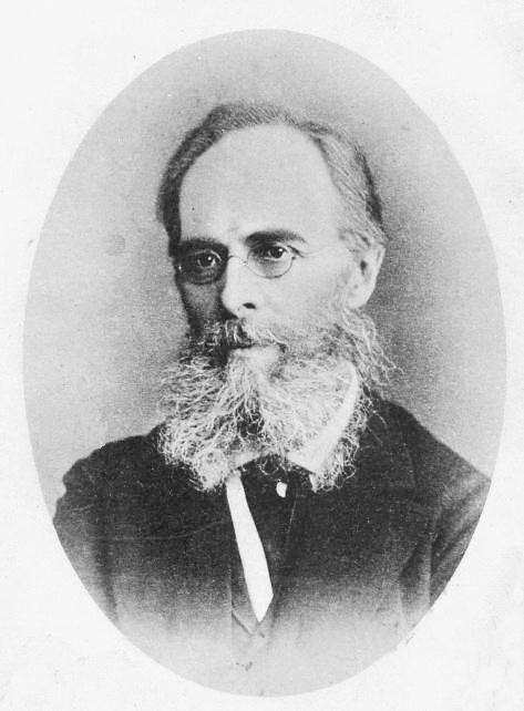 професор Олександр Потебня