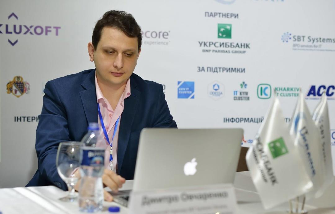 Дмитро Овчаренко