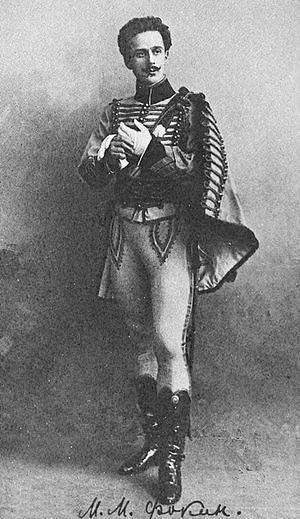 Михаил Фокин, 1905 г.