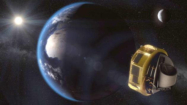 ARIEL / Ілюстрація: ESA/STFC RAL SPACE/UCL/EUROPLANET-SCIENCE OFFICE