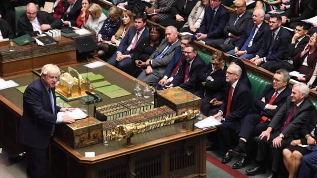 Дебати в британському парламенті